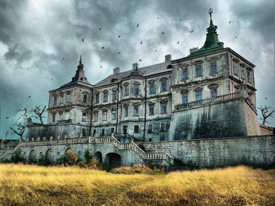замок Анджелфилд