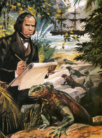 """Чарльз Дарвин """"Происхождение человека и половой отбор"""""""