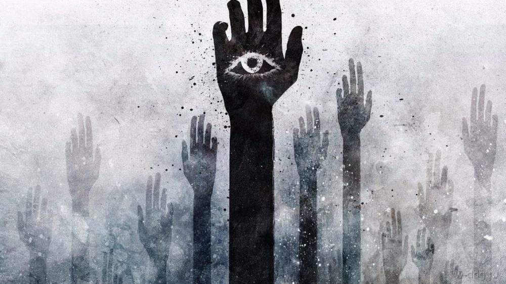 Руки способны видеть