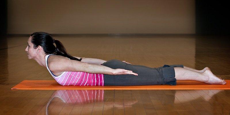 Выздоровление с помощью гимнастики