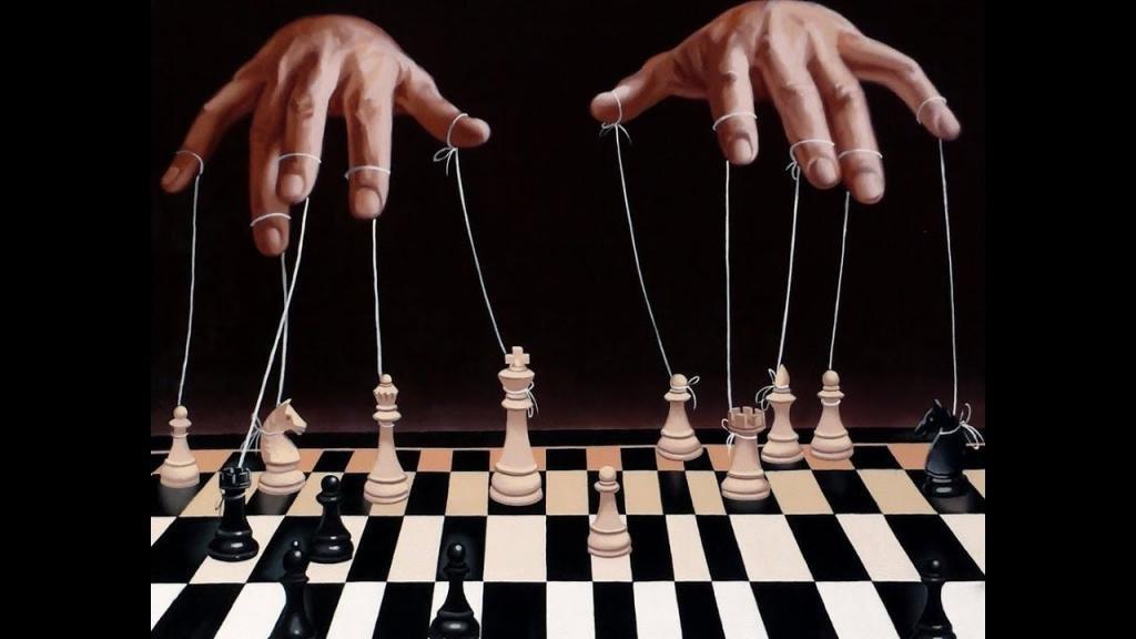 Весь мир - шахматная доска