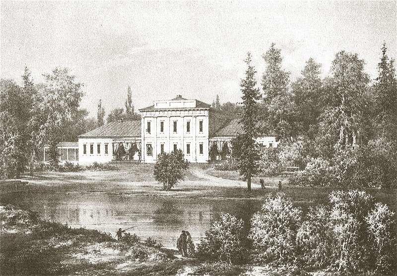 барское имение